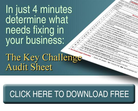 key-challenge-audit-sheet